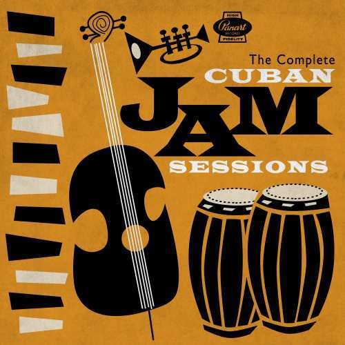 Various Artists - The Complete Cuban Jam Sessions [LP Box Set]
