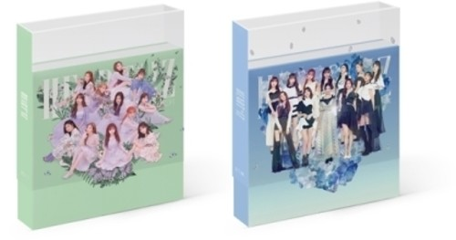 IZ*ONE - 2nd Mini Album : Heart*Iz (Random Cover) [With Booklet]