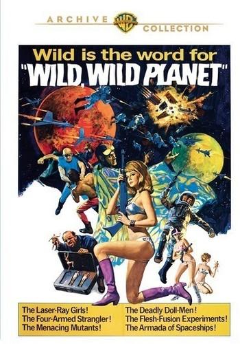 The Wild, Wild Planet