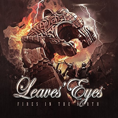 Leaves' Eyes - Fires In The North (Uk)
