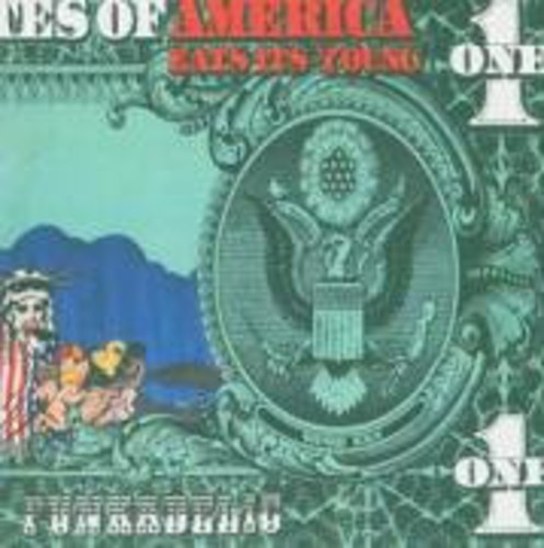 America Eats It's Young [Import]