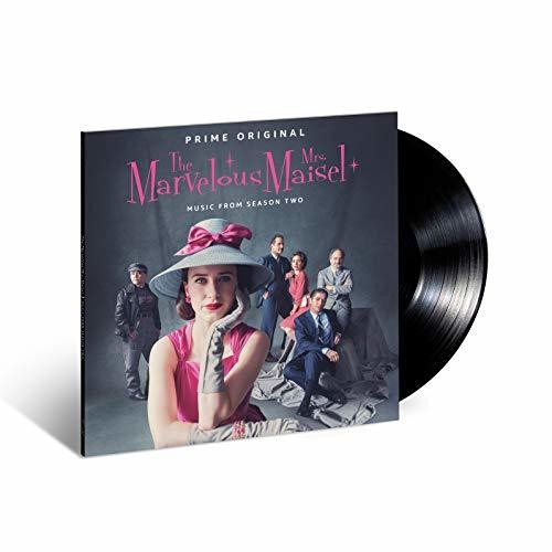 The Marvelous Mrs. Maisel [TV Series] - The Marvelous Mrs. Maisel: Season 2 [Music From The Prime Original Series] [LP]