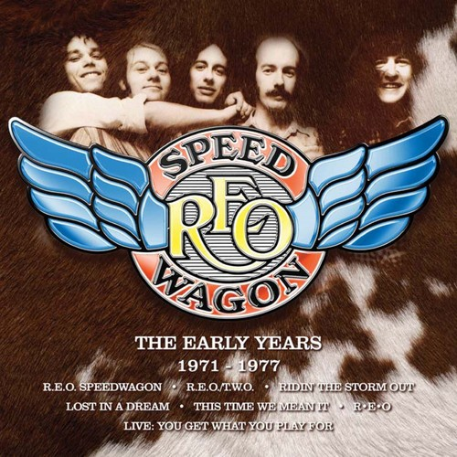 REO Speedwagon - The Early Years 1971-1977 [Import]