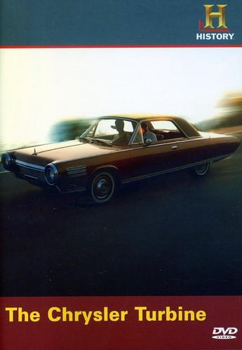 Automobiles: The Chrysler Turbine