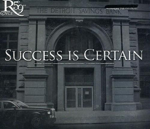 Royce Da 5'9 - Success Is Certain [Clean Version]