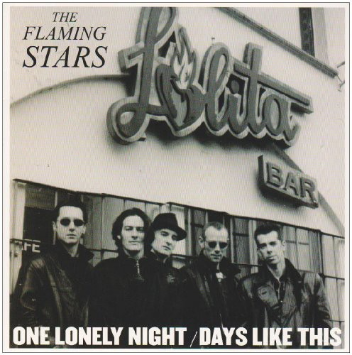 One Lonely Night /  Days Like This