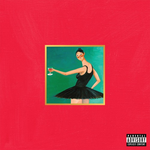 Kanye West - My Beautiful Dark Twisted Fantasy [Limited Edition Vinyl]