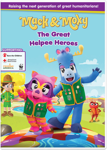 Mack & Moxy: The Great Helpee Heroes - Mack & Moxy: The Great Helpee Heroes