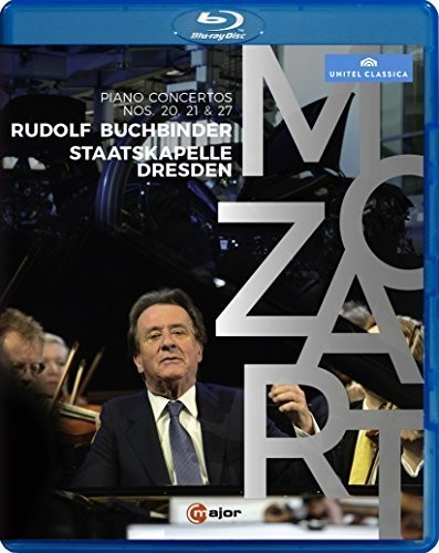 Rudolf Buchbinder Plays Mozart Piano Concertos