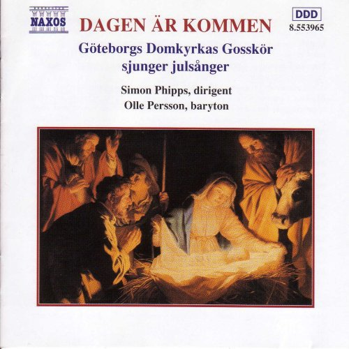 Olle Persson - Goteborg Cathedral Boys Choir