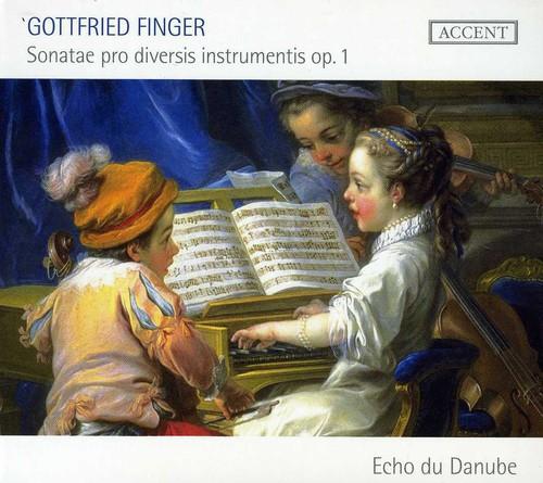 Sonatae Pro Diversis Instrumentis Op 1
