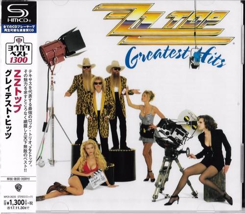 ZZ Top - Greatest Hits (SHM-CD)