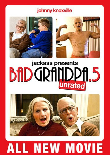 Jackass Presents Bad Grandpa .5