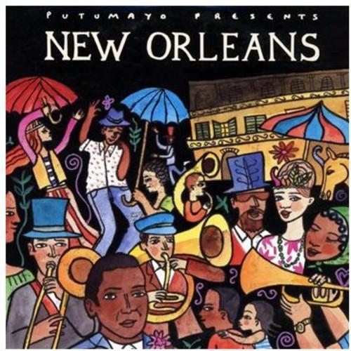 Putumayo Presents - New Orleans