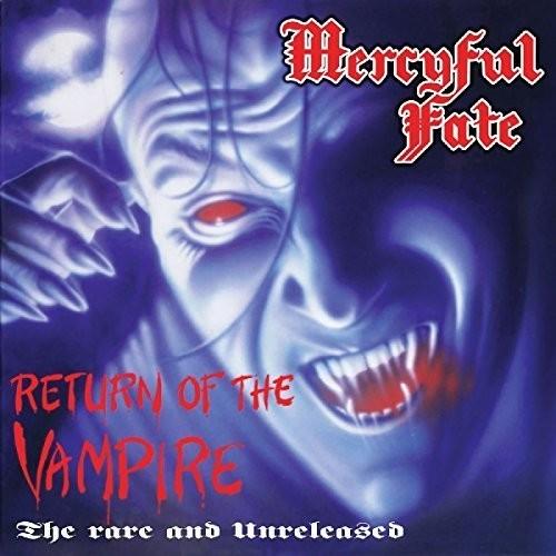 Mercyful Fate - Return Of The Vampire (Uk)