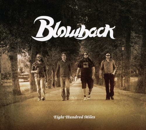 Blowback - Eighthundred Miles