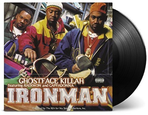 Ghostface Killah - Ironman [180 Gram] (Hol)