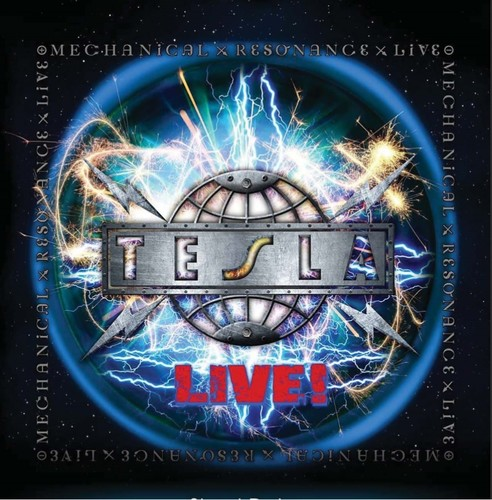 Tesla - Mechanical Resonance Live (Bonus Track)