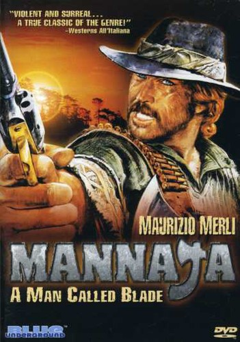 Mannaja: A Man Called Blade