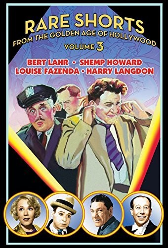 Rare Shorts From the Golden Age of Hollywood: Volume 3