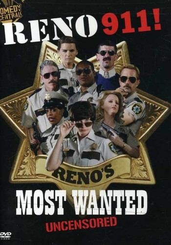 Reno 911: Reno's Most Wanted Uncensored