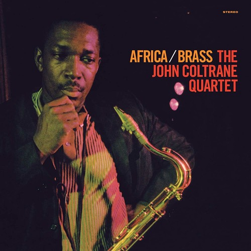 John Coltrane - Africa / Brass [Import Limited Edition LP]