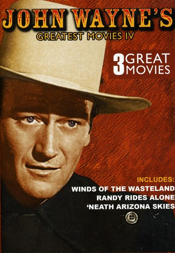 John Wayne Greatest Movies 4