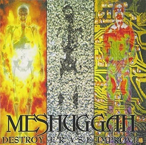 Meshuggah - Destroy Erase Improve (Jpn)