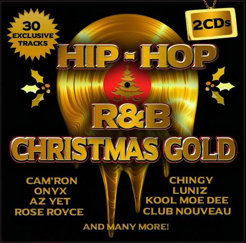 Hip Hop & R&b Christmas Gold /  Various [Explicit Content]