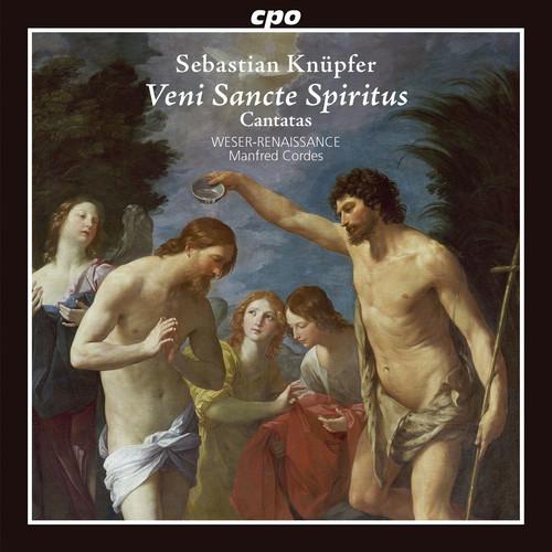 Sebastian Knupfer: Veni Sancte Spiritus