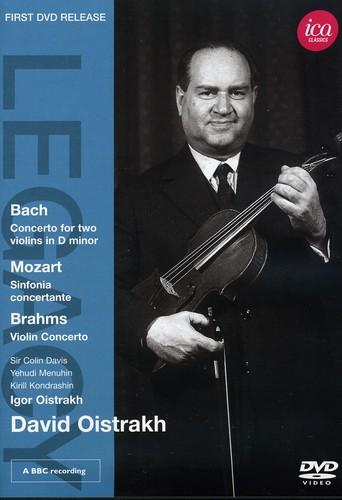 David Oistrakh Plays Violin Concertos