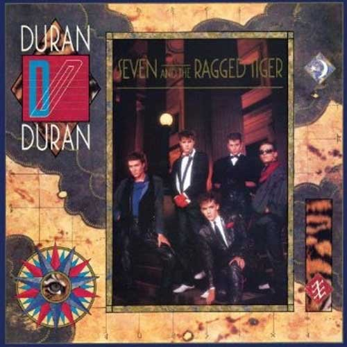 Duran Duran - Seven & The Ragged Tiger