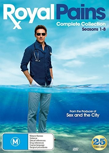 Royal Pains: Complete Collection Seasons 1-8