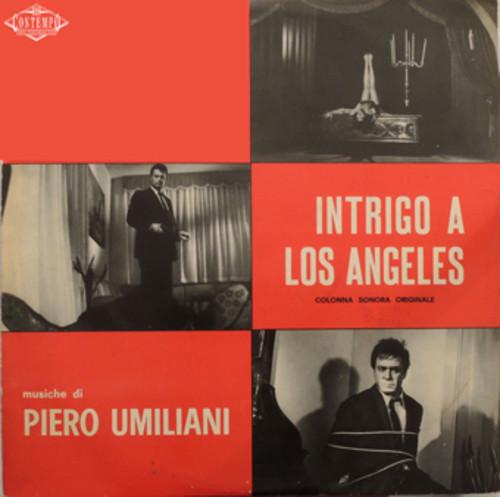 Intrigo a los Angeles (Original Soundtrack)