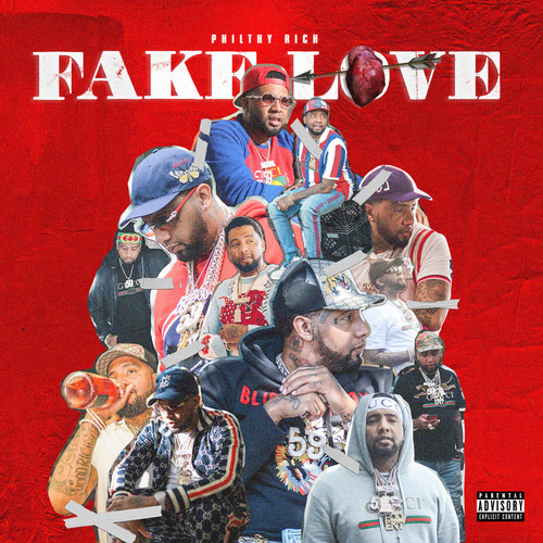 Philthy Rich - Fake Love (Dig)