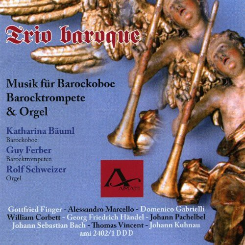 Trio Baroque: Music for Baroque