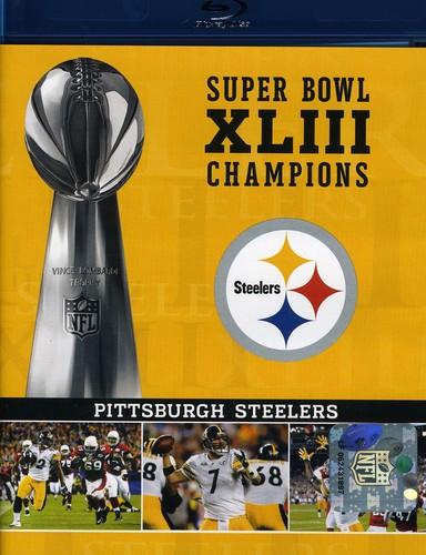 NFL Super Bowl XLIII Champions
