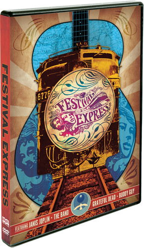 Festival Express [Movie] - Festival Express
