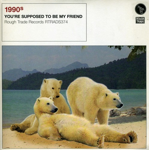 You're Supposed to Be My Friend [Import]