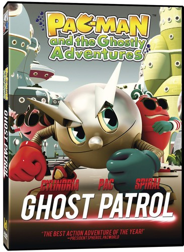 Pac-Man and the Ghostly Adventures: Ghost Patrol