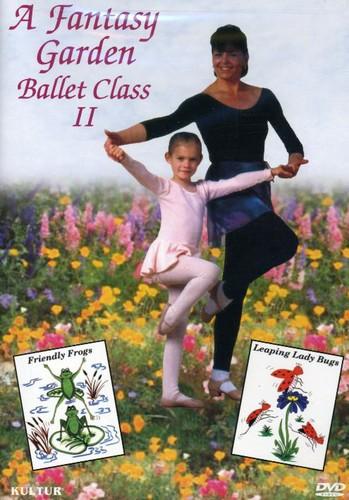 Fantasy Garden Ballet Class 2