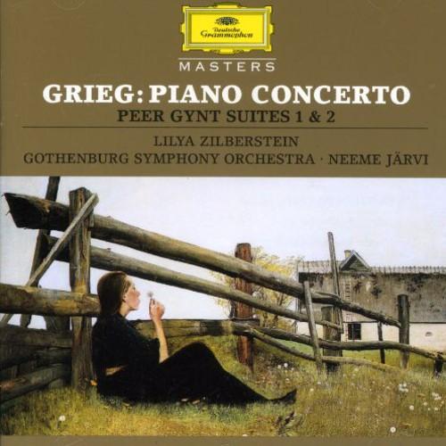 Piano Concerto in A minor Peer Gynt Suites Nos 1 2