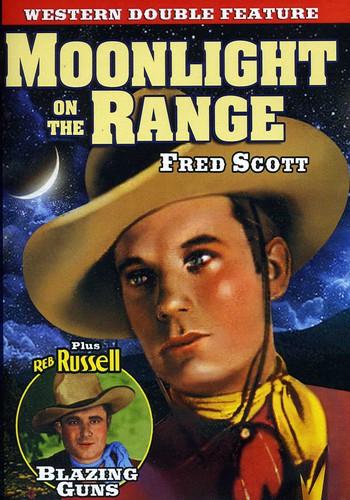 Moonlight on the Range (1937) /  Blazing Guns (1935)