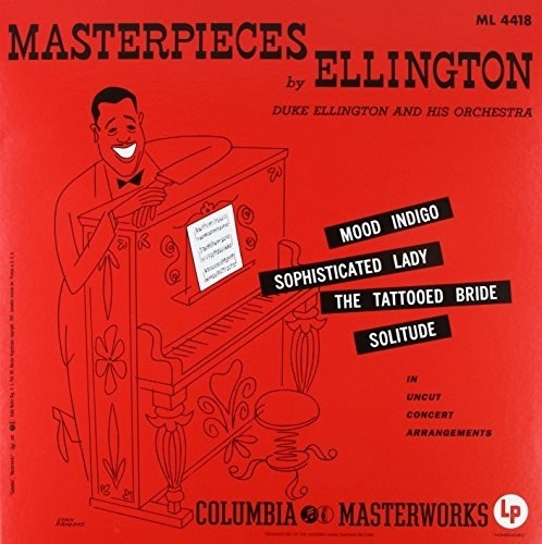 Masterpieces By Ellington