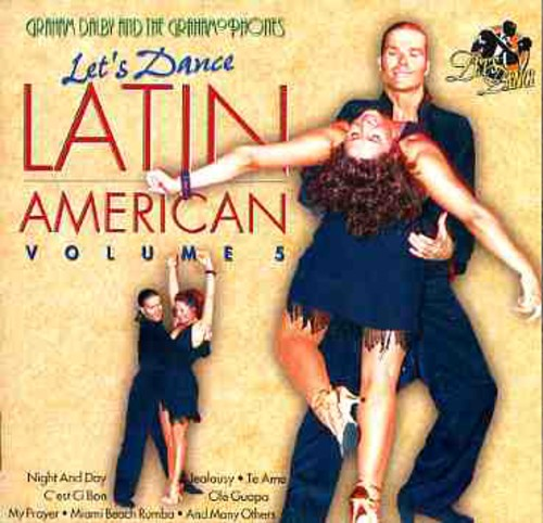 Lets Dance Latin American 5 [Import]
