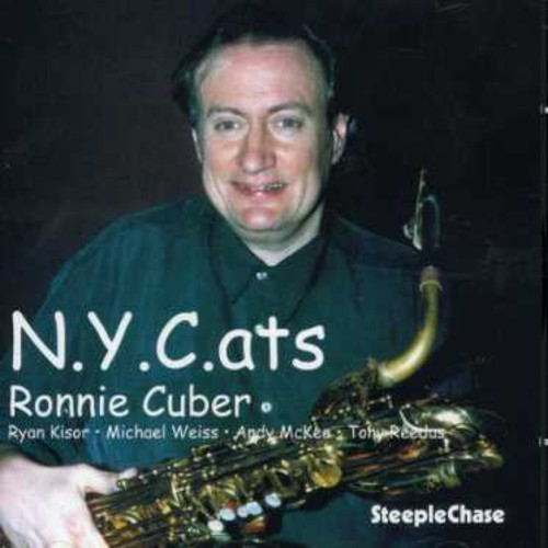 Ronnie Cuber - N.Y. C.Ats [Import]