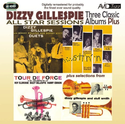 All Star Sessions: 3 Classic Albums Plus
