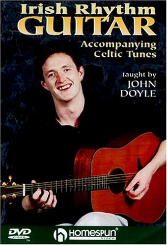 Irish Rhythm Guitar: Accompanying Celtic Tunes