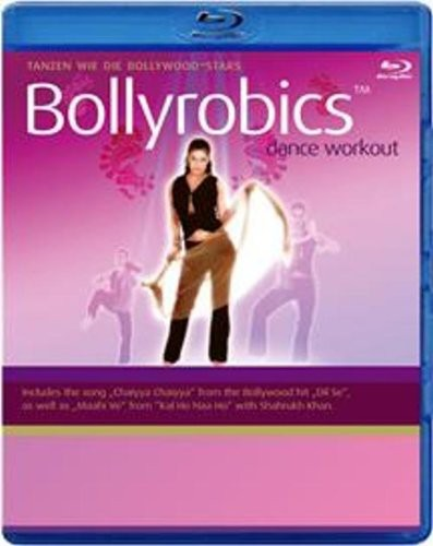 Bollyrobics: Dance Like Bollywood Stars