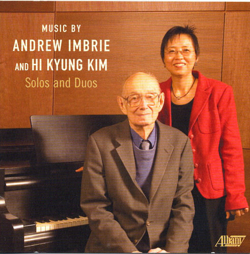 Music By Andrew Imbrie & Hi Kyung Kim
